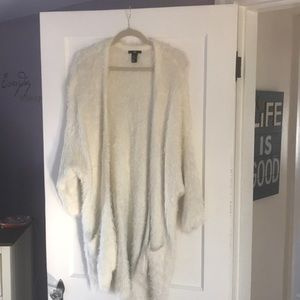 Long cozy Cardigan